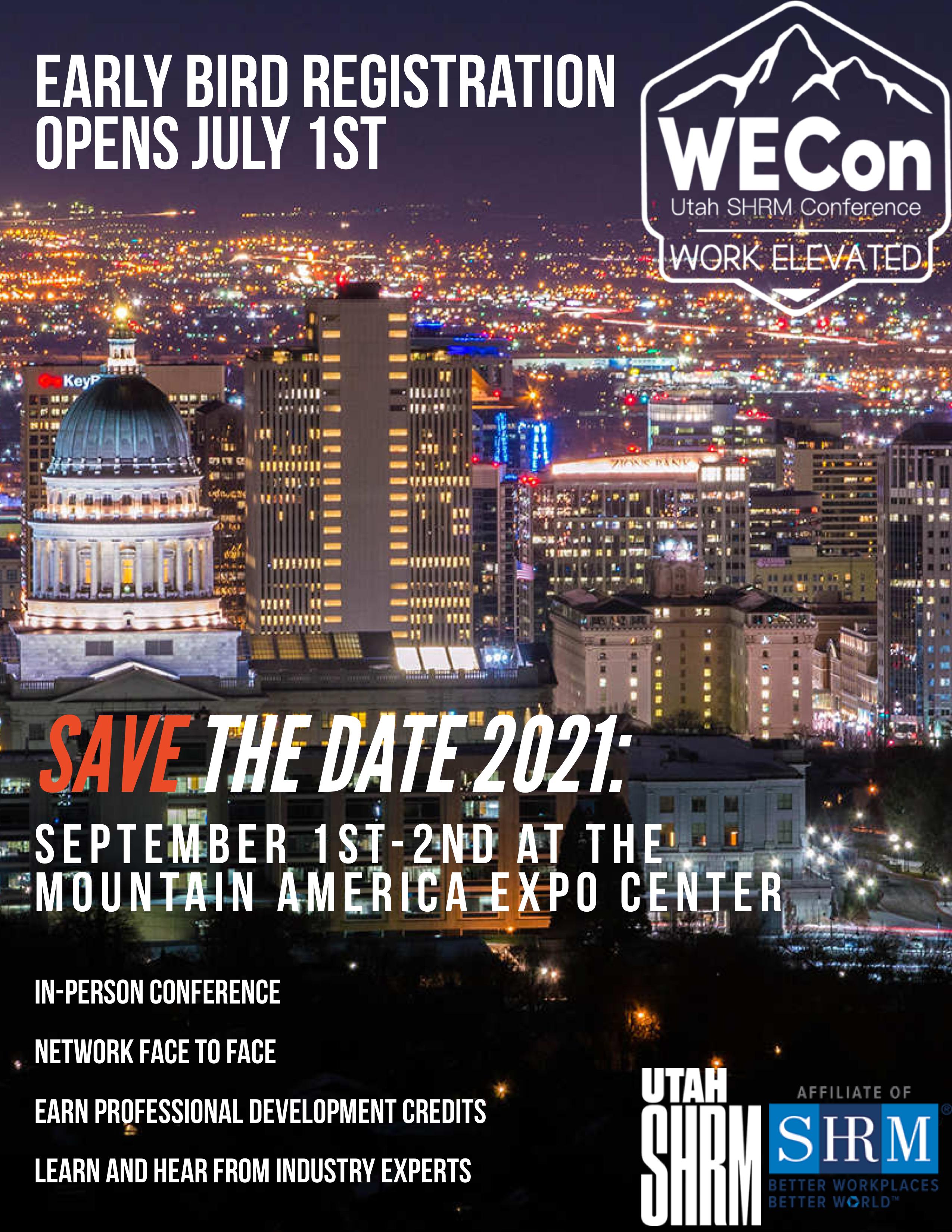 Utah SHRM Conference